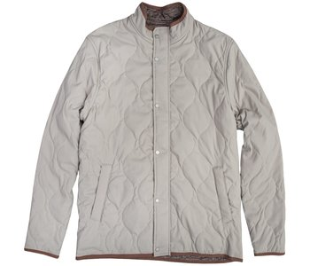 CANDLER QUILTED COAT