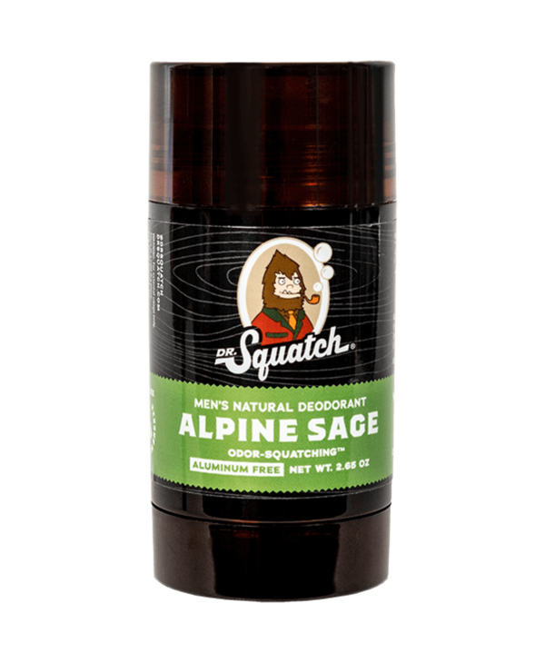 Alpine Sage Deodorant