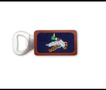 flying duck bottle opener