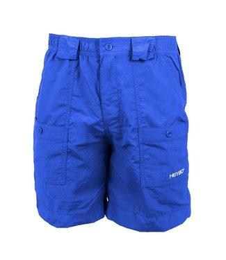 """HEYBO Heybo 7"""" Bay Fishing Shorts Royal"""