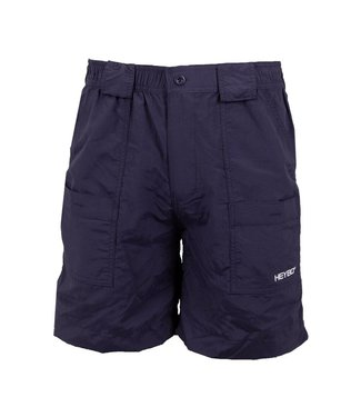 """Heybo 7"""" Bay Fishing Shorts Navy"""