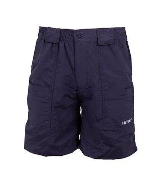 """HEYBO Heybo 7"""" Bay Fishing Shorts Navy"""
