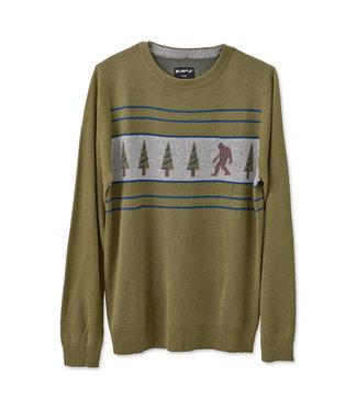 Kavu Kavu Highline Men's Sweater - Sasquatch