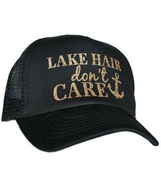 Katydid Katydid Lake Hair Black With Gold Hat