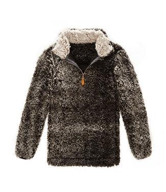Katydid Katydid Long Sleeve Sherpa Pullover