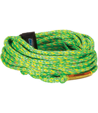 Proline 2-Rider Safety Tube Rope 3/8'' 60' Green