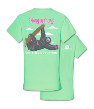 Southern Couture YTH Hang In There SS Tee