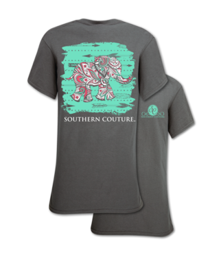 Southern Couture Southern Couture YTH Elephant Gray
