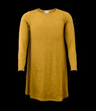 Lightheart LS T-shirt Dress (2 Colors)