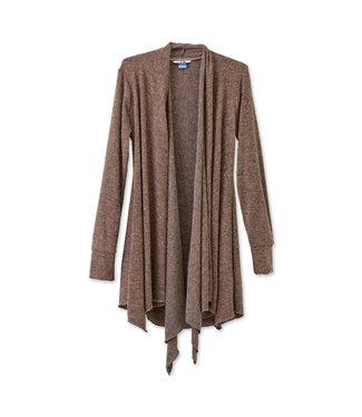 Kavu Kavu Cardi Sweater - Wolf