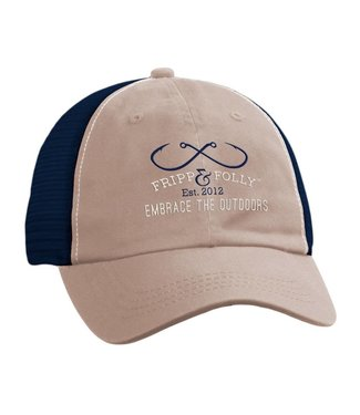 Fripp & Folly Patch Fishing Lure Hat