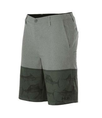 Huk Huk Chino New Slam Walkshorts (Green)