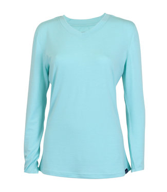 Aftco Aftco Orbit Performance LS Tee Mint