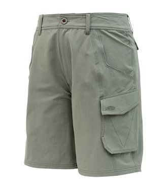 Aftco Aftco Stealth Fishing Shorts Safari