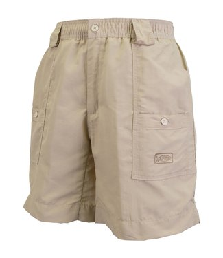 Aftco Aftco Original Fishing Shorts Long Khaki