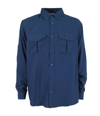 Aftco Aftco Rangle Tech LS Shirt Ink