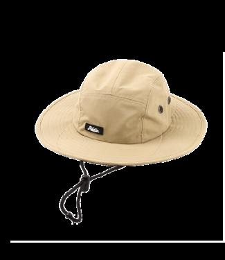 Hobie Hobie Waterman Hat, Tan, One Size