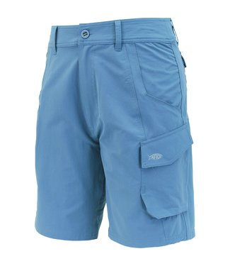 Aftco Aftco Stealth Fishing Shorts Denim