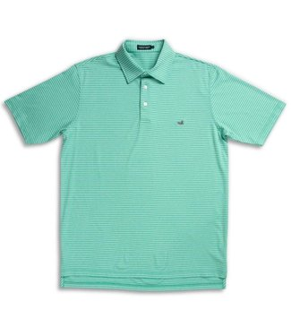 Southern Marsh Southern Marsh Baldwin Performance Polo Mint