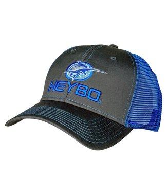 HEYBO Heybo Marlin Grey/Blue Trucker