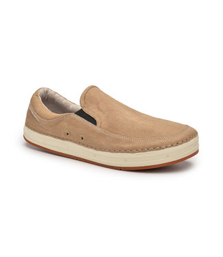 Astral Astral Hemp Men's Baker Desert Casual Shoe (Khaki)