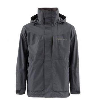 Simms Simms Challenger Waterproof Jacket Black (2019 Model)