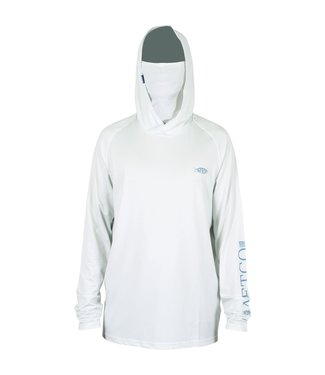 Aftco Aftco Yurei Hooded Vapor Long Sleeve Fishing Shirt