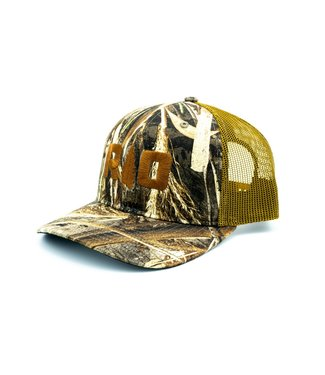 Rock Outdoors Rock Outdoors Printed Embroidered RO Hats (5 Colors)