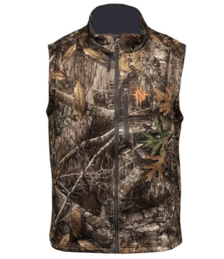 Nomad Nomad Southbounder Fleece Vest RealTree Edge