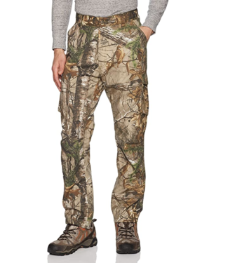 Nomad Nomad Mens All Season Pant RealTree Edge