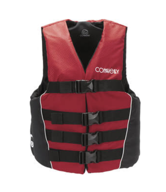 Connelly Connelly Promo 4-Belt Nylon Life Vest
