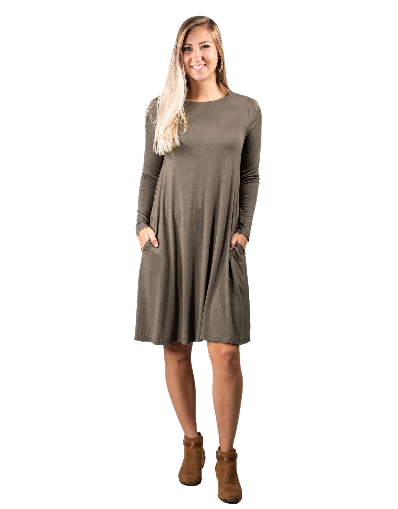 Simply Southern Simply Southern Crossback Dress