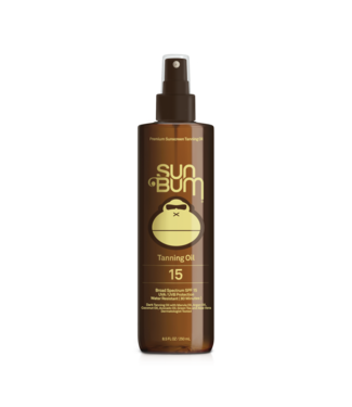 Sun Bum Sun Bum SPF 15 Sunscreen Tanning Oil