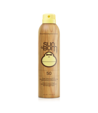 Sun Bum Sun Bum Original Sunscreen Spray SPF 50 - 6 oz.