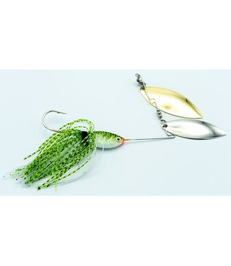 Dave's Tournament Tackle Dave's Tiger Shad 1/2oz Baby Bass NGZ