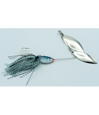 Dave's Tournament Tackle Dave's Tiger Shad 1/2oz Blue Herring NNZ