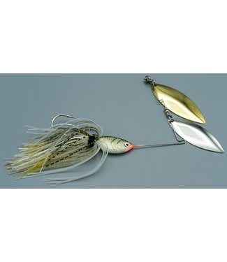 Dave's Tournament Tackle Dave's Tiger Shad 1/2oz Tennessee Shad NGZ