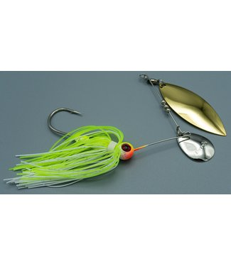 Dave's Tournament Tackle Dave's Blade Roller 1/2oz Chartruce/White NGCW