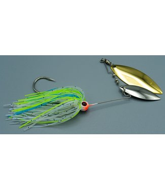 Dave's Tournament Tackle Dave's Blade Roller 3/8 oz Citrus Shad NGZ