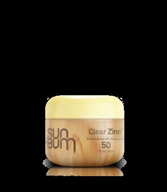 Sun Bum Sun Bum Original SPF 50 Clear Zinc - 1oz