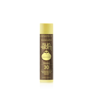Sun Bum Sun Bum Sunscreen Lip Balm SPF 30 - Banana