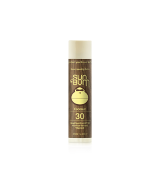 Sun Bum Sun Bum Sunscreen Lip Balm SPF 30 - Coconut