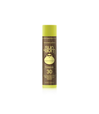 Sun Bum Sun Bum Original SPF 30 Sunscreen Lip Balm - Pineapple