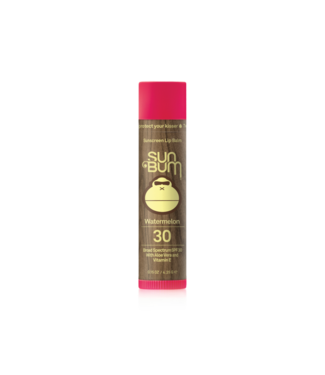 Sun Bum Sun Bum Original SPF 30 Sunscreen Lip Balm - Watermelon