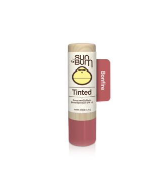 Sun Bum Sun Bum Tinted SPF 15 Lip Balm - Bonfire