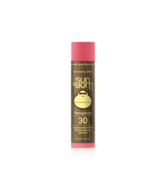 Sun Bum Sun Bum Original SPF 30 Sunscreen Lip Balm - Pomegranate