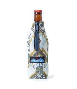 Kavu Kavu Party Time Bottle Koozie - New Ikat