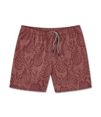"Chubbies Chubbies The Lava Flows 5.5"" Gym/Swim Shorts"