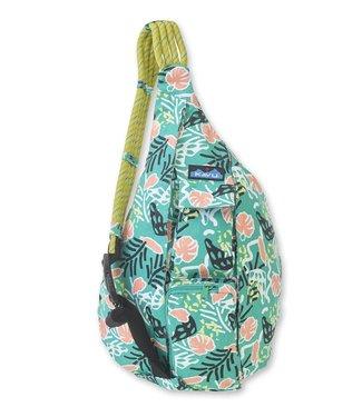 Kavu Kavu Rope Bag - Jungle Party