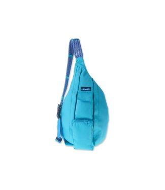 Kavu Kavu Rope Sling Bag - Crystal Blue